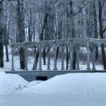 Парк Александрия, Петергоф 18.02.2017