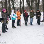 19 февраля бесплатный урок по скандинавской ходьбе в ЦПКиО Елагин