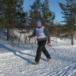Поздравляем с победой в соревнованиях Праздник Севера – Людмилу Наумову!