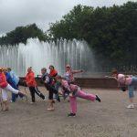 15 и 22 апреля, бесплатные мастер классы по скандинавской ходьбе в Южно-Приморском парке!