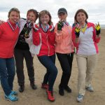 Результаты традиционных (5 лет) весенних соревнований по скандинавской ходьбе Песчаная Гонка 2017 – Sand Race 2017