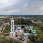 Поездка в Николо-Берлюковский монастырь,Подмосковье.