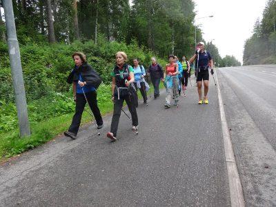 20-летию Nordic Walking посвящается!