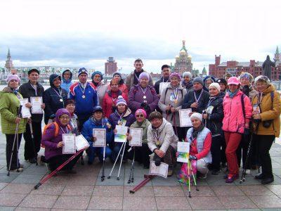 Всероссийский день ходьбы в Йошкар-Оле