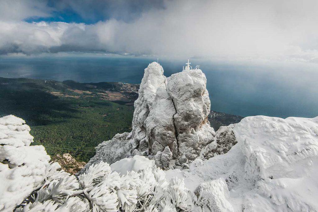 3 - 8 января 2018 - Крымская новогодняя сказка
