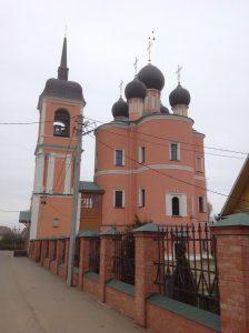 Скандинавский поход в усадьбу Демидовых-Мещерских.
