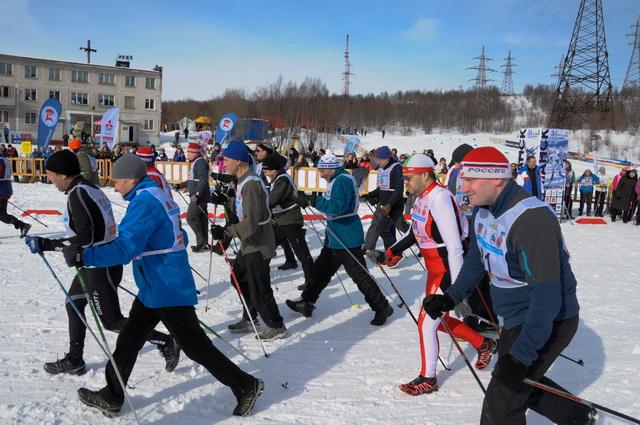 17/18 марта - Праздник Севера - соревнования по скандинавской ходьбе в Мурманске!