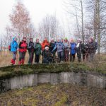 31/03 выездная тренировка:о. Гора-Валдай-форт Серая лошадь- Черная Лахта-Краснофлотск.