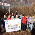 Алексей Артамонов – инструктор скандинавской ходьбы ONWF