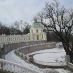 10 марта, прогулка в ПАРК ОРАНИЕНБАУМ, г. Ломоносов. 5 км.