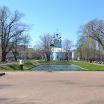 22 апреля, бесплатный мастер-класс в Сампсониевском саду!