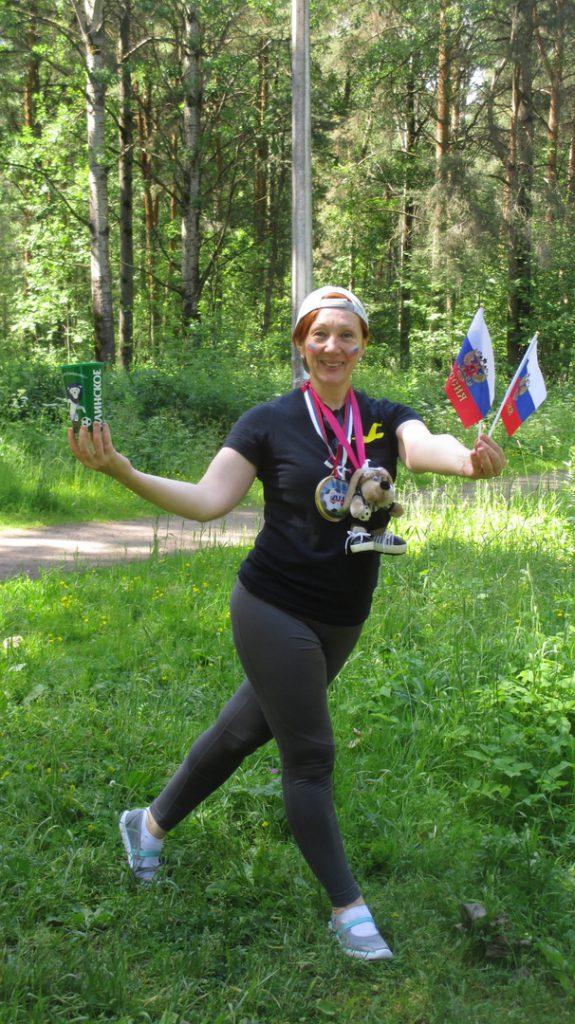 Анна Давыдова, инструктор СХ, специалист по адаптивной физкультуре, массажист