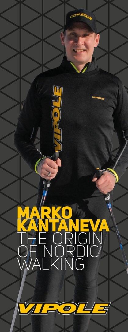 22,23,24 ноября в Москве, семинар Марко Кантанева. Станьте тренером по скандинавской ходьбе!