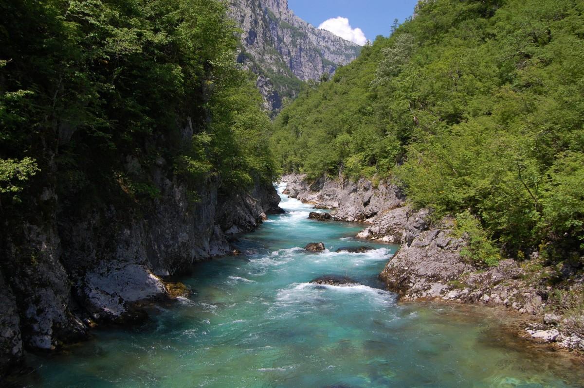 Прекрасная  Черногория, с 15 по 23 апреля 2019