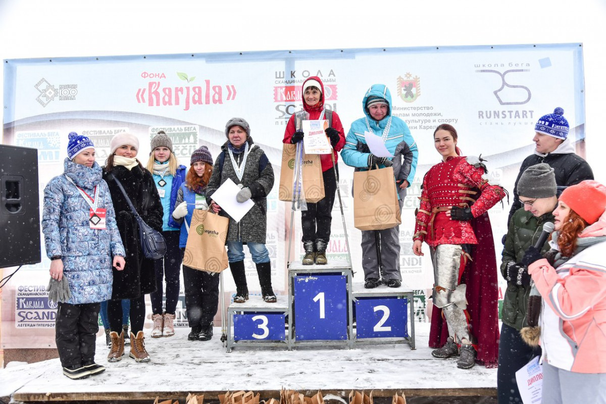 16 - 17 февраля, едем на Фестиваль скандинавской ходьбы «Scandi Karjala. Легенды Гипербореи» в Петрозаводск!