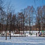 3 февраля(воскресенье), приглашаем на бесплатный мастер класс по технике скандинавской ходьбы в Таврическом саду Санкт-Петербурга!