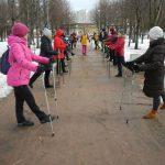 30.03 приглашаем освоить технику скандинавской ходьбы на бесплатном занятии в парке Удельный, г.Санкт-Петербург.