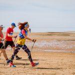 29 июня 2019г. вечерняя выездная тренировка от Екатерины Каширской на Сестрорецких пляжах по трассе Трейла Белые Ночи