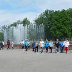 2 ноября, бесплатный мастер класс по скандинавской ходьбе в Южно-Приморском парке