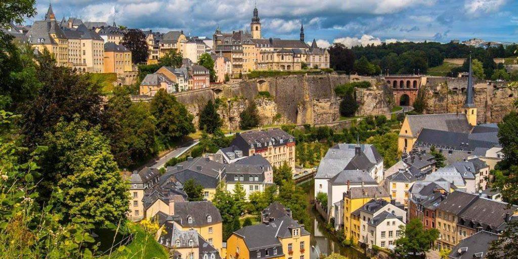 2 - 6 октября 2019 Люксембург Nordic Walking World Cup Tour!