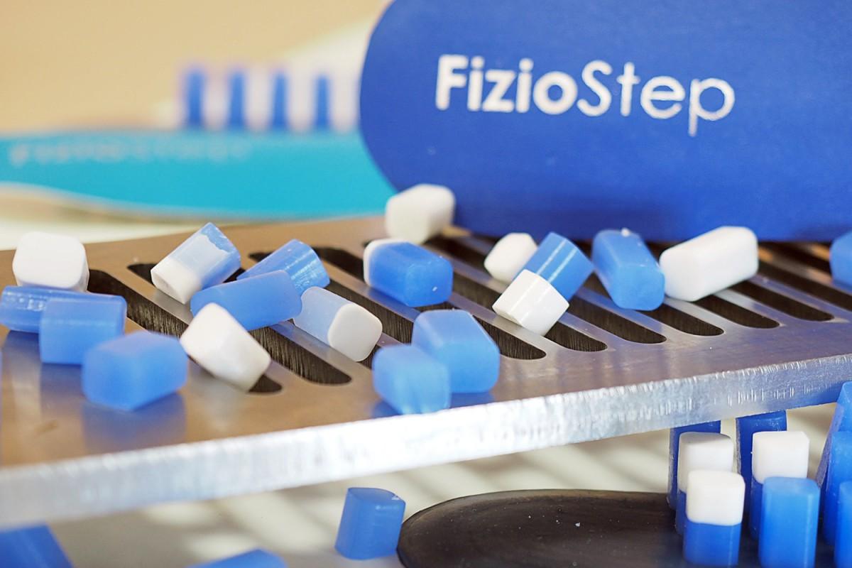 Стопе помогут инновационные анатомические стельки FizioStep