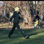 Стиль Original Nordic Walking – естественная, гармоничная, энергичная ходьба с палками