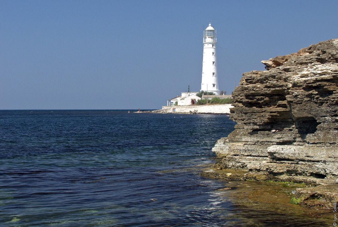 Западное побережье Крыма с 3 по 9 сентября 2020