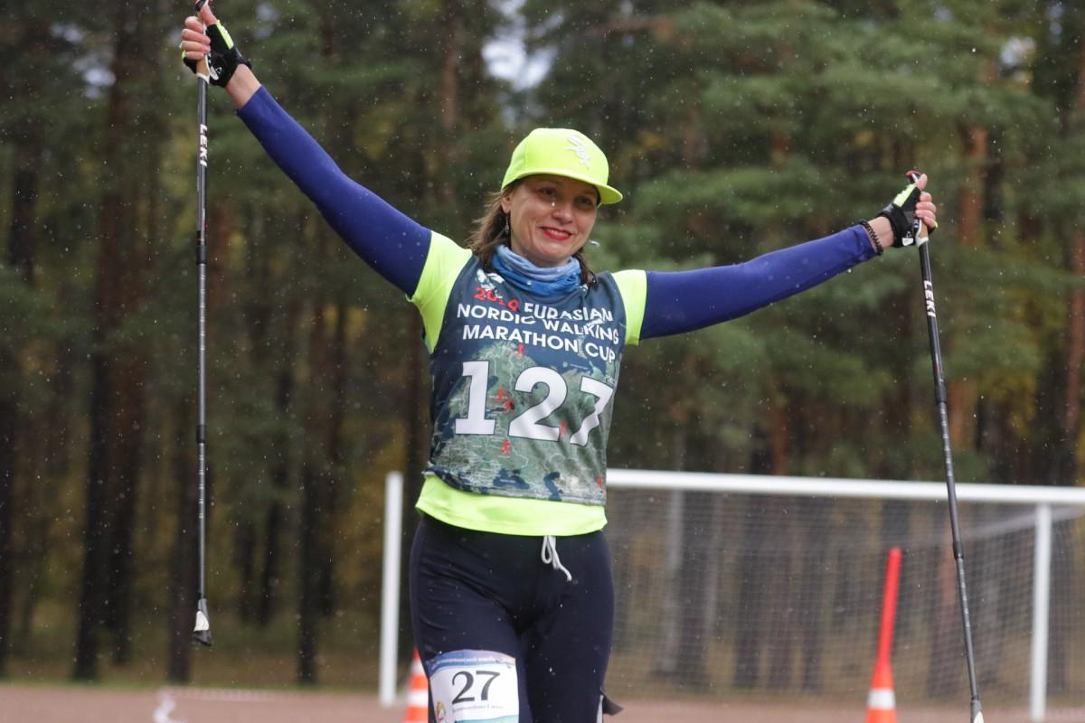 Акула скандинавской ходьбы 2019 состоялась.