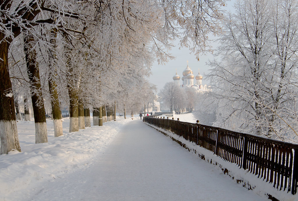 22-24 февраля 2020, Зимнее путешествие в Ярославль и Ростов Великий!