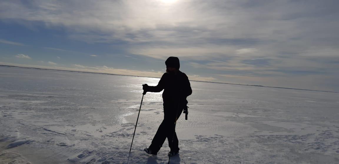 Почему на обучение технике скандинавской ходьбы, лучше приходить на занятие посвящённое именно технике скандинавской ходьбы?
