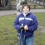 Соколик Оксана, инструктор скандинавской ходьбы, Санкт-Петербург.