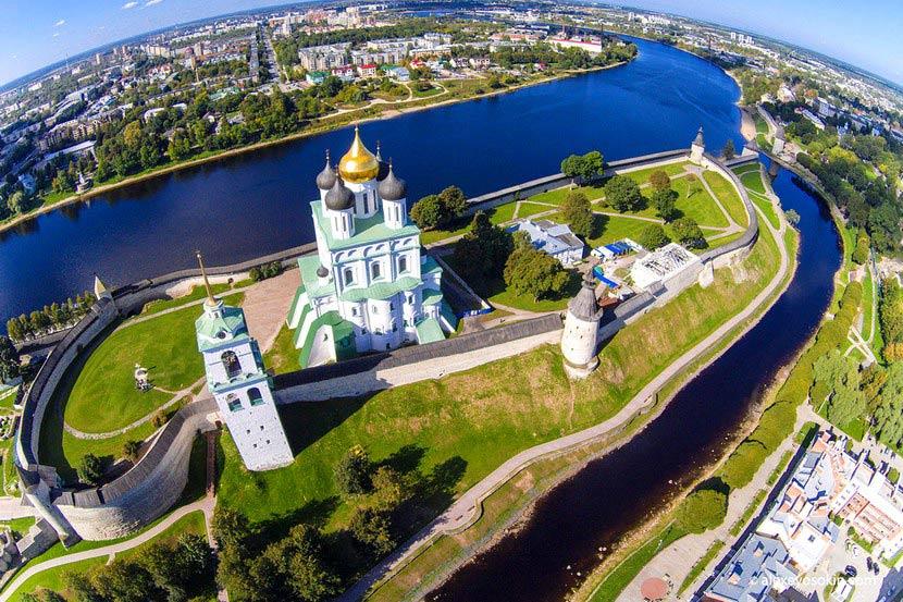 20 - 21 июня 2020 Псков с треккингом в Изборском заповеднике.