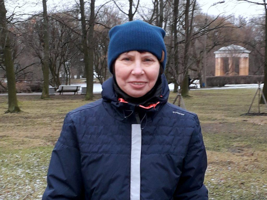 Инструктор  клуба Пойдем Ходить Ольга Лебедева!