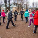 Забронируй индивидуальное занятие по технике скандинавской ходьбы!