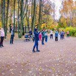 Расписание занятий по скандинавской ходьбе в Москве на декабрь 2020