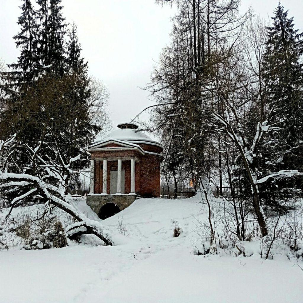 21 февраля поход Приютино-Румболовская гора, 12 км. СПБ.